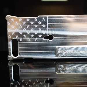 Billet Aluminum Diesel iPhone XR Case